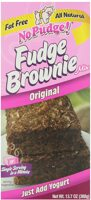 No Pudge Fat Free Brownie Mix