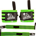 Nordic Lifting Wrist Wraps Super Heavy Duty