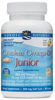 Nordic Naturals Omega 3-6-9-D Junior