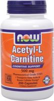 NOW Acetyl L-Carnitine