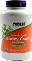NOW Barley Grass