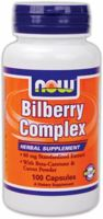 NOW Bilberry Complex