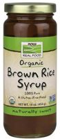NOW Brown Rice Syrup