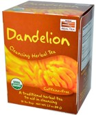 NOW Dandelion Cleansing Herbal Tea