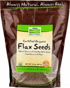 NOW Flax Seeds