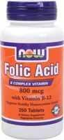 NOW Folic Acid
