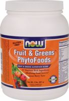 NOW Fruit & Greens PhytoFoods