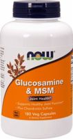 NOW Glucosamine & MSM