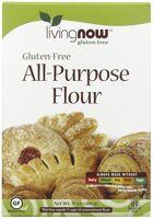 NOW Gluten Flour