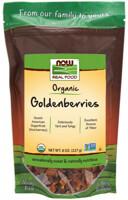 NOW GoldenBerries, Certified Organic