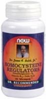 NOW Homocysteine Regulators