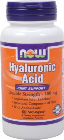 Hyaluronic acid supplement benefits