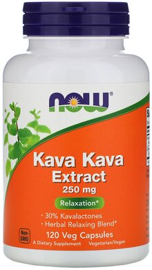 NOW Kava Kava Extract | News, Reviews, & Prices at PricePlow