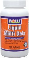 NOW Liquid Multi Gels