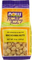 NOW Macadamia Nuts