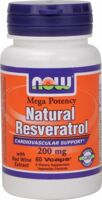 NOW Natural Resveratrol