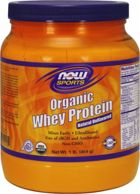 NOW Organic Whey Protein