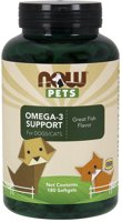 NOW Pets Omega-3