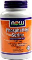 NOW Phosphatidyl Serine