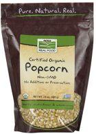 NOW Popcorn, Organic