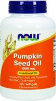 NOW Pumpkin Seed Oil