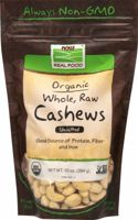 NOW Raw Cashews