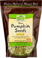 NOW Raw Pumpkin Seeds