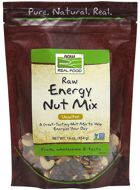 NOW Unsalted Raw Energy Nut Mix