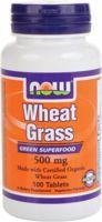 NOW Wheat Grass