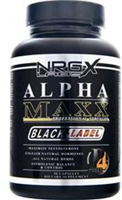 NRG-X Labs Alpha MaXX Black Label