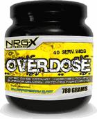 NRG-X Labs Overdose