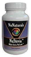 NuNaturals NuStevia White Stevia NoCarbs Powder
