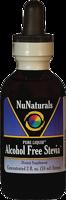 NuNaturals Pure Liquid Stevia, Alcohol Free