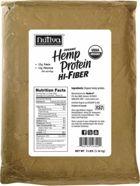 Nutiva Organic Hemp Protein Hi-Fiber