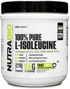 NutraBio 100% Pure Isoleucine Powder