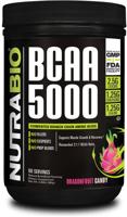 NutraBio BCAA 5000