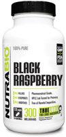 NutraBio Black Raspberry