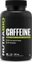 NutraBio Caffeine