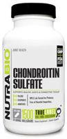 NutraBio Chondroitin Sulfate