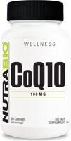 NutraBio CoQ10