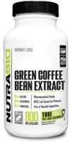 NutraBio Green Coffee Bean Extract