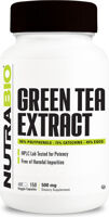 NutraBio Green Tea Extract