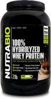 NutraBio Hydrolyzed Whey Protein