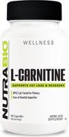 NutraBio L-Carnitine