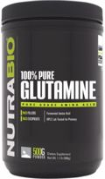 NutraBio L-Glutamine