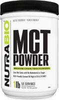 NutraBio MCT Powder