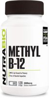 NutraBio Methyl B-12