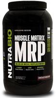 NutraBio Muscle Matrix MRP Women