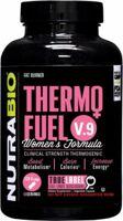NutraBio ThermoFuel V9 Women's Formula