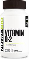 NutraBio Vitamin B-2